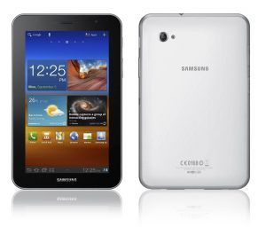 Samsung Galaxy Tab 7 Plus Ice Cream Sandwich