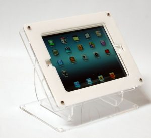 Using Your Tablet PC as an Exhibition Stand