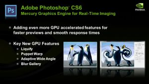 Photoshop Tutorial on Exclusive Video Cards for use in Adobe Photoshop CS6