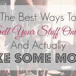 Best Ways to Sell Your Stuff Online