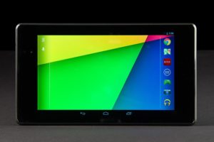 Asus Google Android Nexus 7-Full tablet specifications
