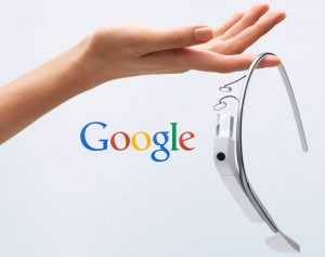 The technical features of Google Glass