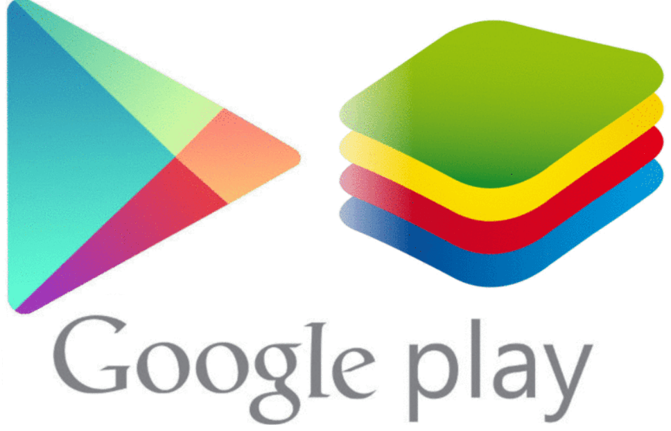 Bluestack Google play