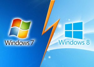 Windows 7 vs. Windows 8: 5 key differences