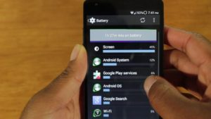 How to Save Battery on an Android OS