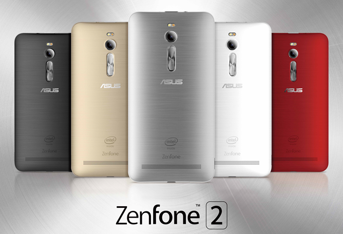 Asus ZenFone 2 Specifications