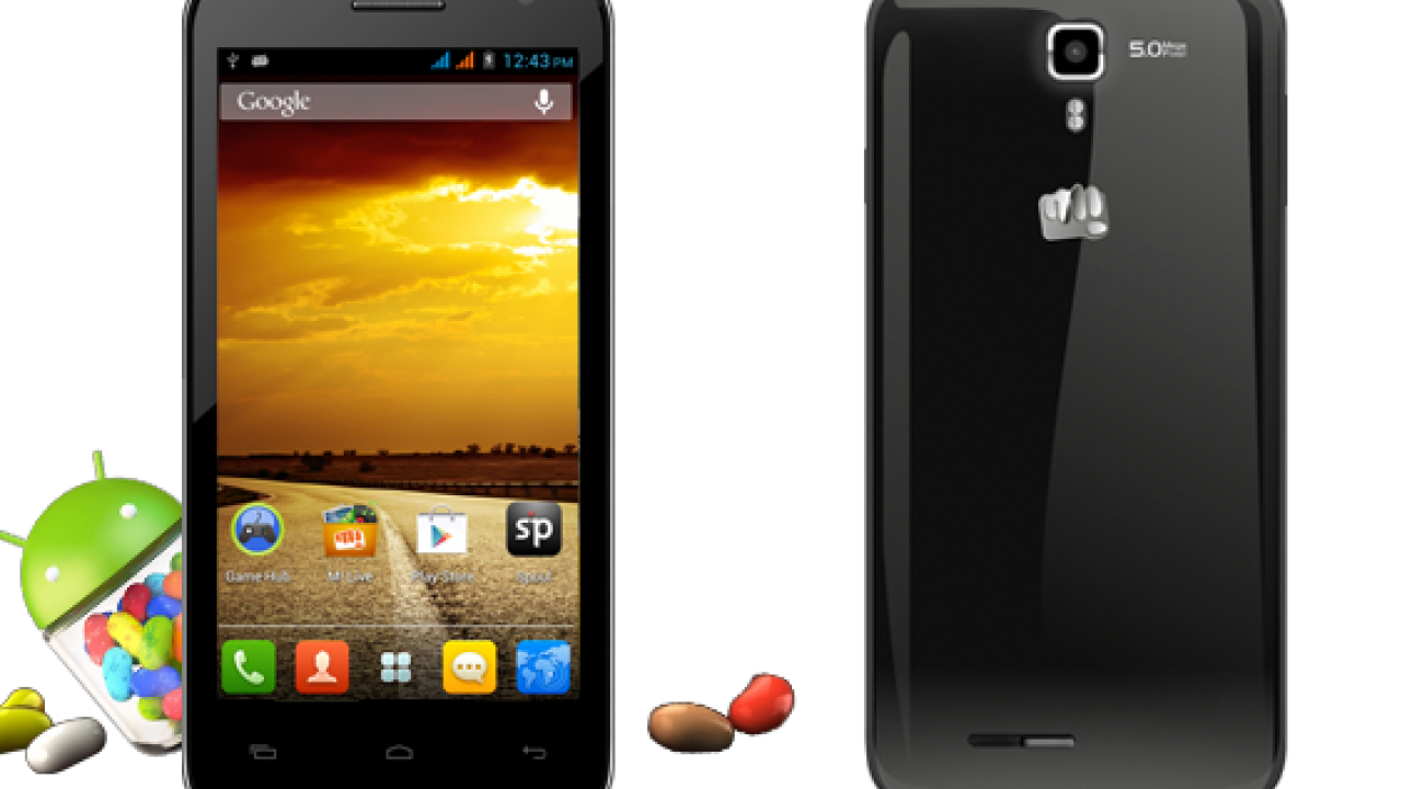 Micromax A177 Canvas Juice specifications