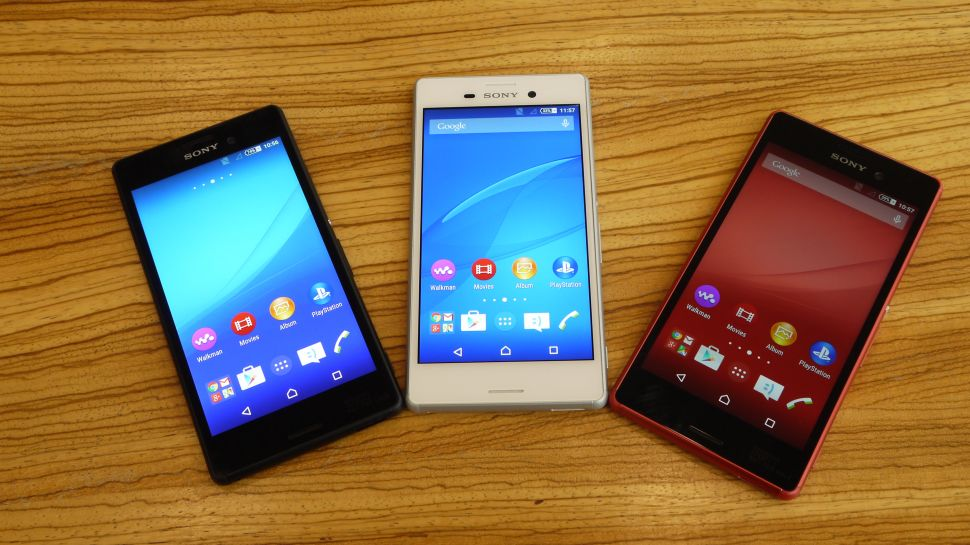 Sony Xperia M4 full specifications