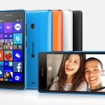 Specifications of Microsoft Lumia 540 Dual SIM
