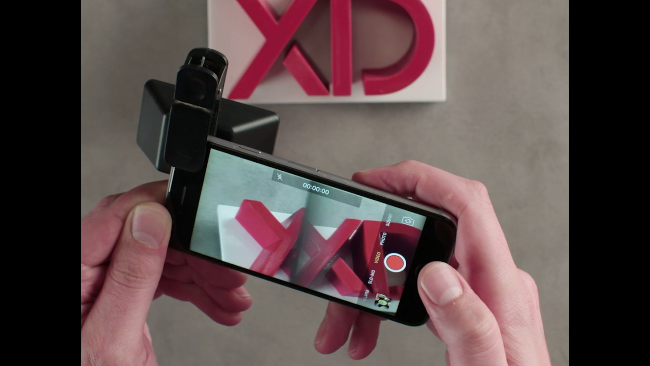 Phogy 3D Camera to shoot iphone like photos on android