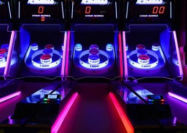 An Introduction To The Fascination That Surrounds Skee Ball Machines