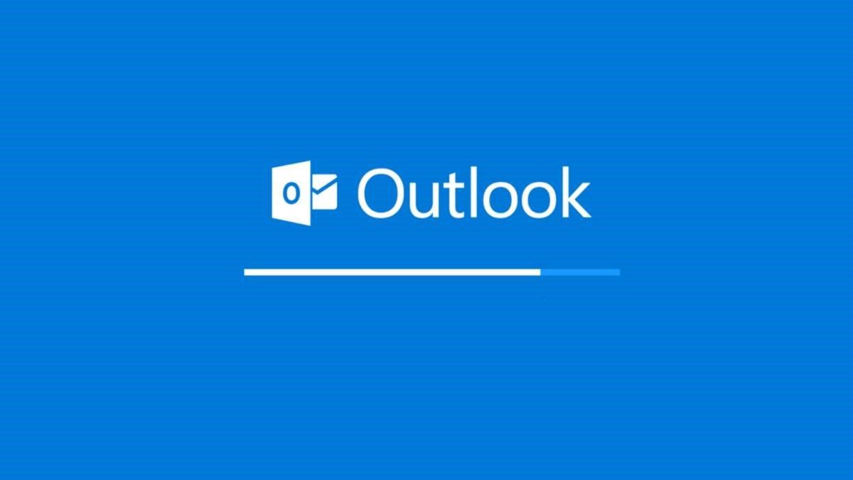 Outlook Error code