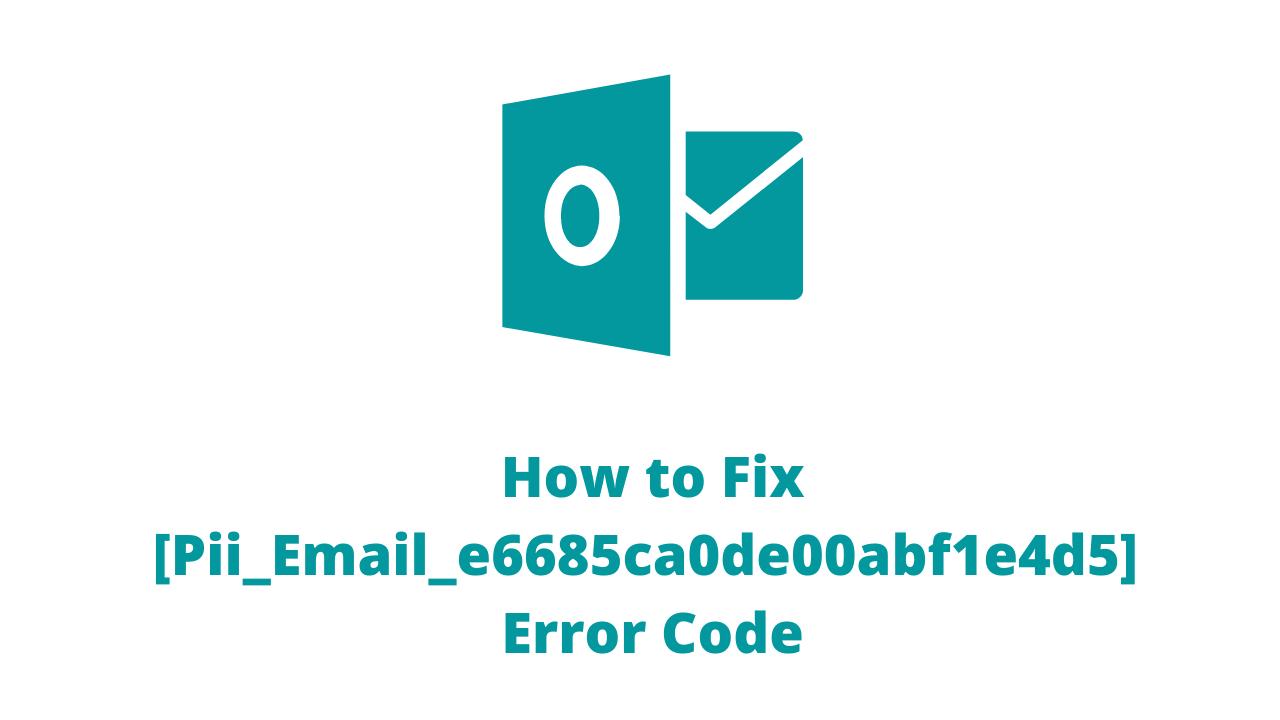 Fix [pii_email_e6685ca0de00abf1e4d5]