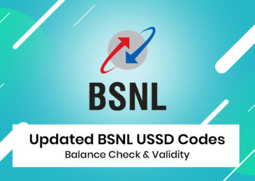 Check BSNL Balance – How to Check BSNL Data Balance, SMS, Main Balance?