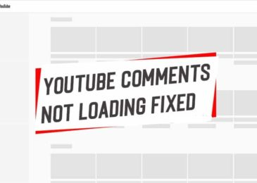Fix Youtube Comments Not Loading Problem. (2021 Solutions)