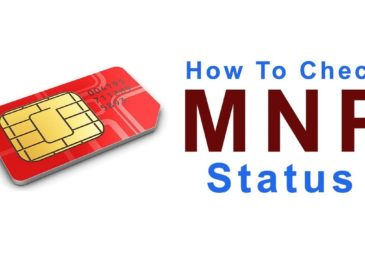 MNP Status – How to Know Your Porting Status? (Detailed Information)