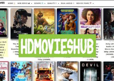 HdMovieshub in 2021- Briefing About Hdmovieshub Website